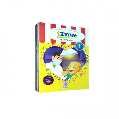 Okul Öncesi Büyük Boy  Hikaye ve Öykü Seti 20 Kitap