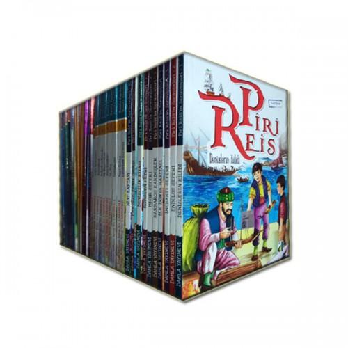 Ortaokul Hikaye Seti 40  Kitap Damla Yayınevi