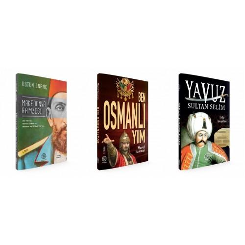 Osmanlı Tarih Seti 3 Kitap