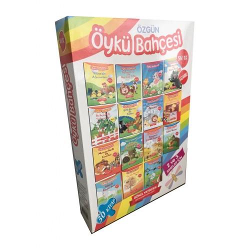 2 ve 3.Sınıf Öykü Bahçesi Eğitim Seti 30 Kitap