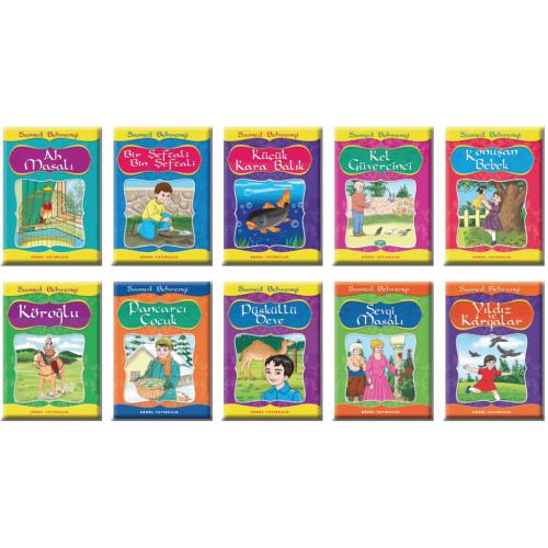 Öykü Dizisi 10 Kitap - 3 - 4 ve 5. Sınıflar