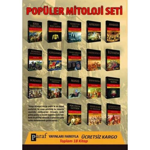Popüler Mitoloji Kitap Seti 18 Eser