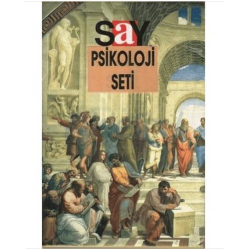 Psikoloji Seti 15 Harika Kitap
