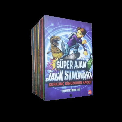 Süper Ajan Jack Stalwart Macera Hikaye Seti