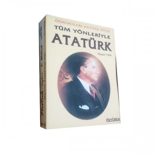 Tüm Yönleriyle Atatürk ve Nutuk 2 Kitap