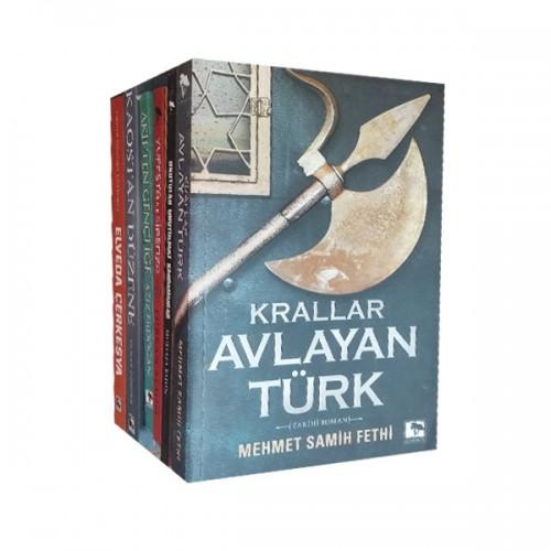 Türk Tarihi Kitap Seti 6 Kitap