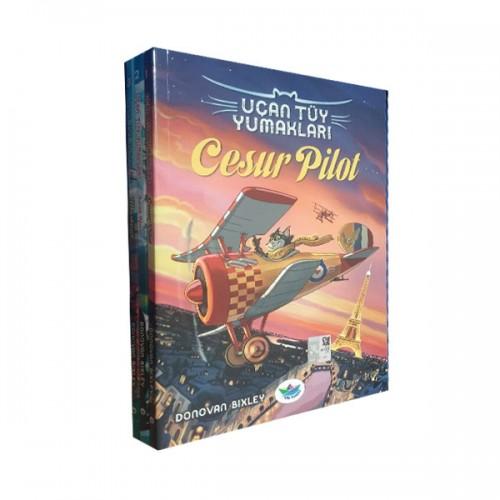 Uçan Tüy Yumakları Seti 3 Kitap
