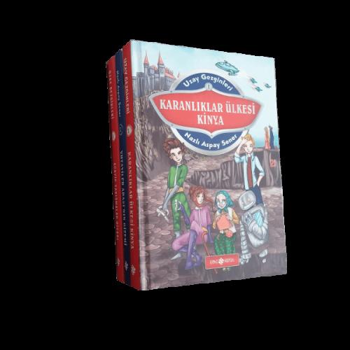 Ortaokul Uzay Gezginleri Serisi 3 Kitap